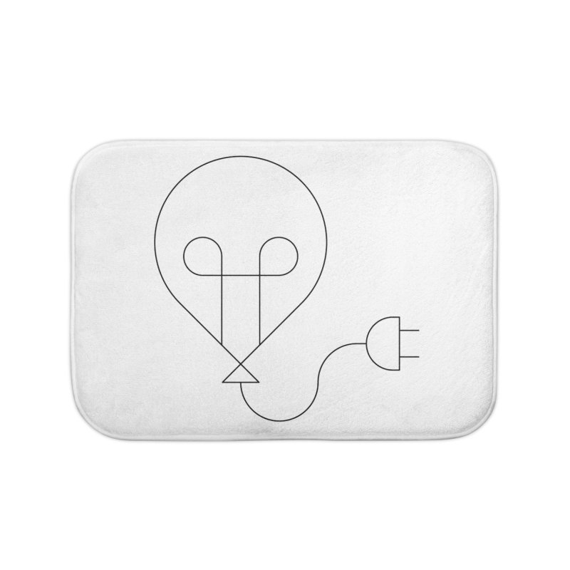 Floating ideas Home Bath Mat by Andreas Wikström — Shop