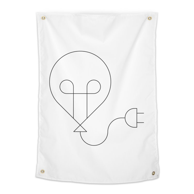 Floating ideas Home Tapestry by Andreas Wikström — Shop