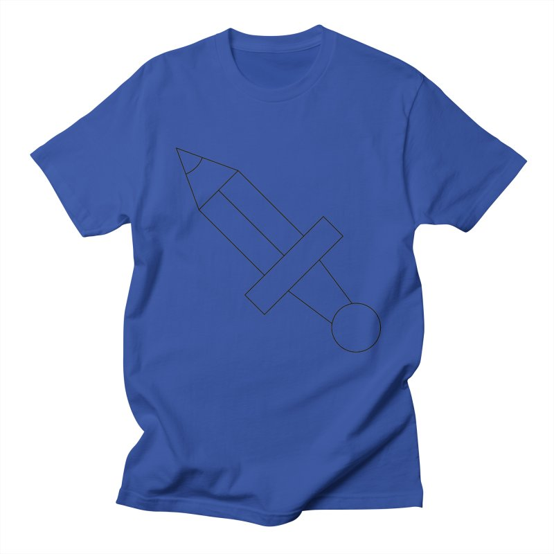 Oh, Mighty pen Men's Regular T-Shirt by Andreas Wikström — Shop