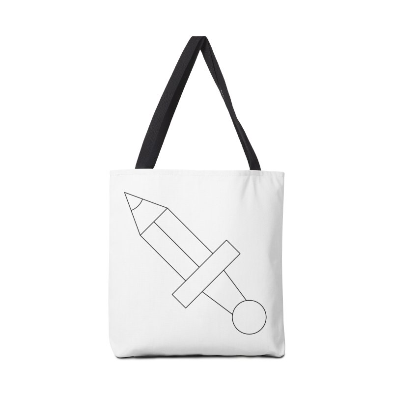 Oh, Mighty pen Accessories Tote Bag Bag by Andreas Wikström — Shop