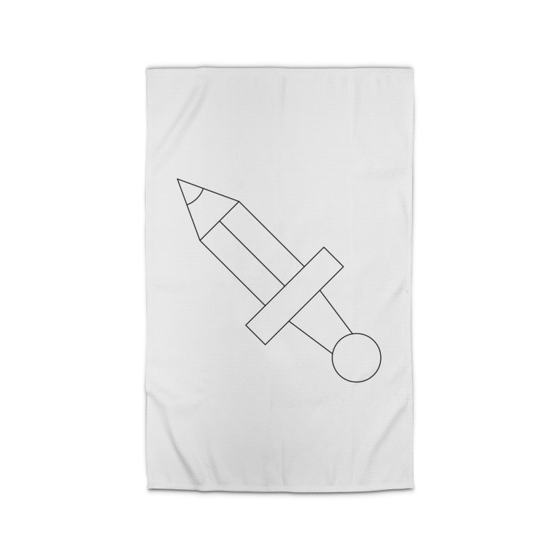 Oh, Mighty pen Home Rug by Andreas Wikström — Shop