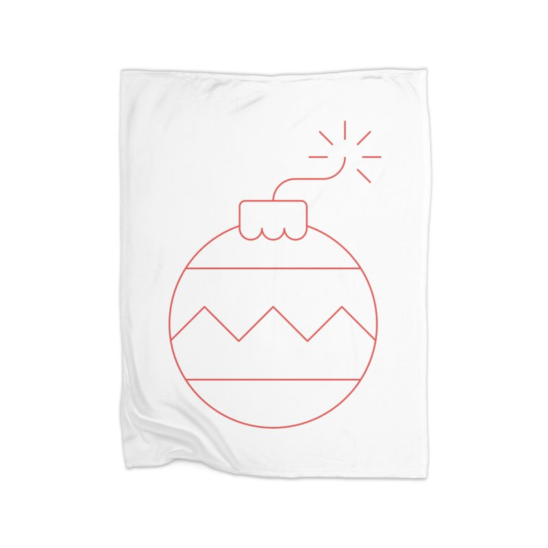 Holiday Stress Ball Home Blanket by Andreas Wikström — Shop