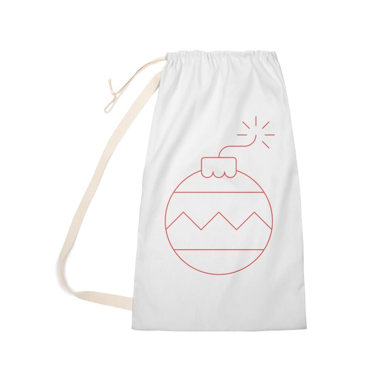 Holiday Stress Ball Accessories Laundry Bag Bag by Andreas Wikström — Shop