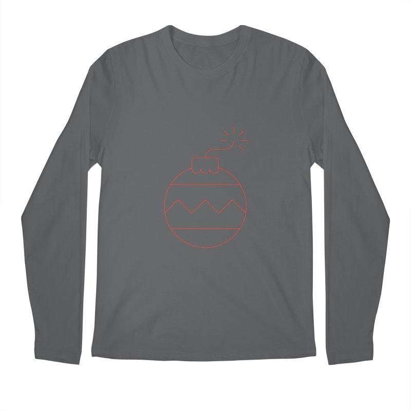 Holiday Stress Ball Men's Longsleeve T-Shirt by Andreas Wikström — Shop