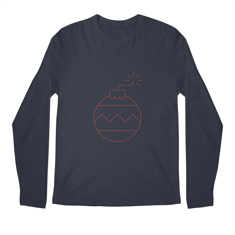 Holiday Stress Ball Men's Regular Longsleeve T-Shirt by Andreas Wikström — Shop