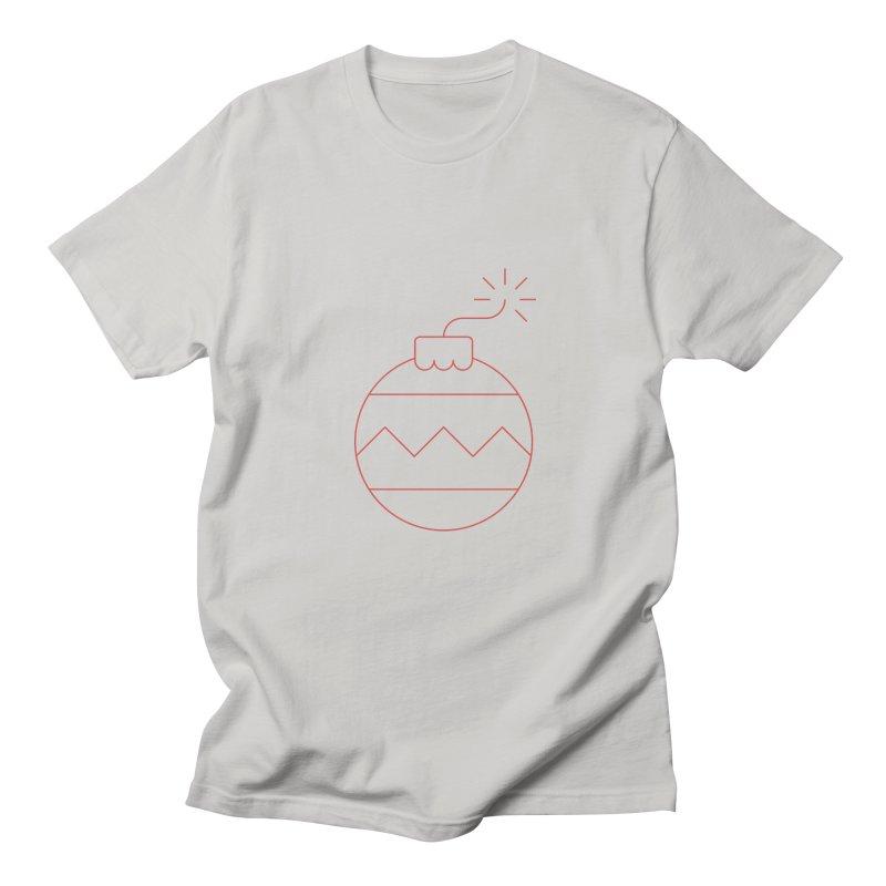 Holiday Stress Ball Men's T-Shirt by Andreas Wikström - Threadless artist shop