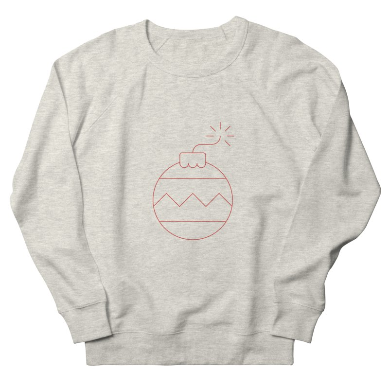 Holiday Stress Ball Men's French Terry Sweatshirt by Andreas Wikström — Shop
