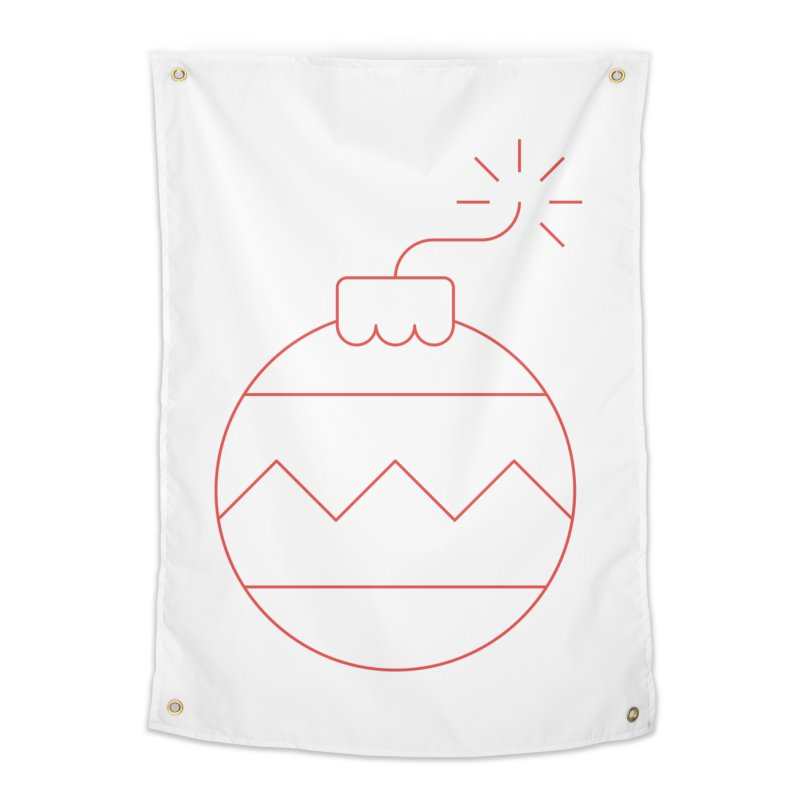 Holiday Stress Ball Home Tapestry by Andreas Wikström — Shop