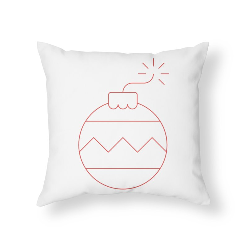 Holiday Stress Ball Home Throw Pillow by Andreas Wikström — Shop