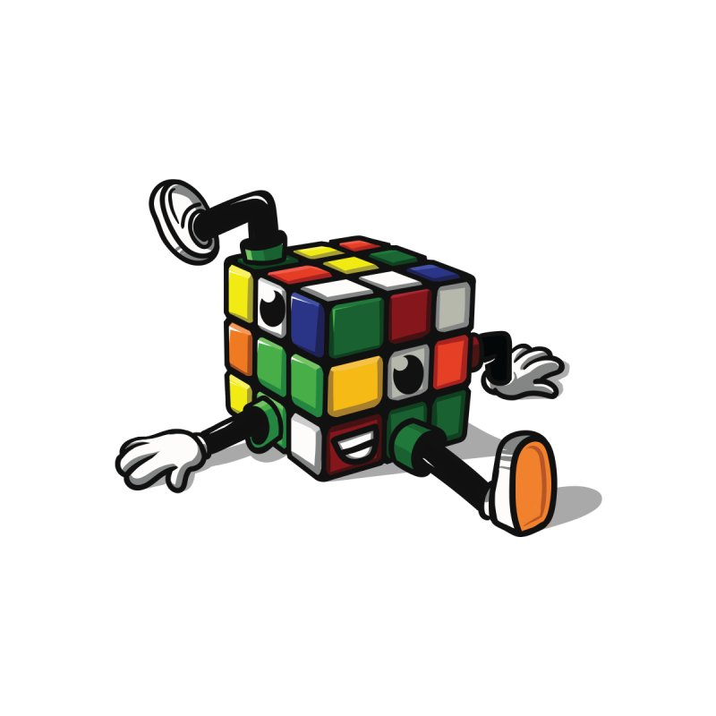 rubix None  by andrejas's Artist Shop