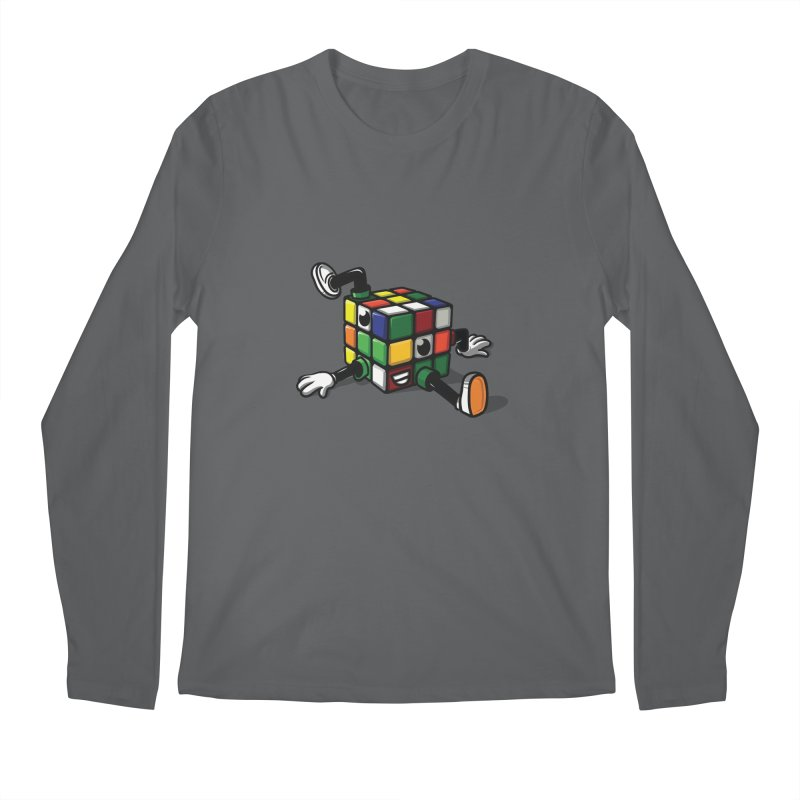rubix Men's Longsleeve T-Shirt by andrejas's Artist Shop