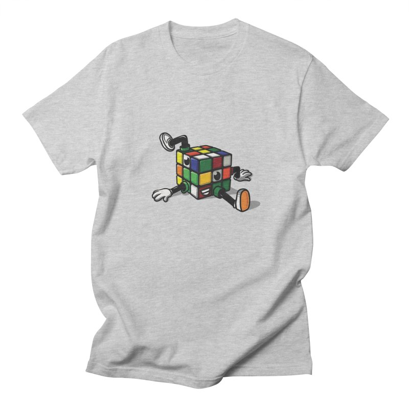 rubix Men's T-shirt by andrejas's Artist Shop