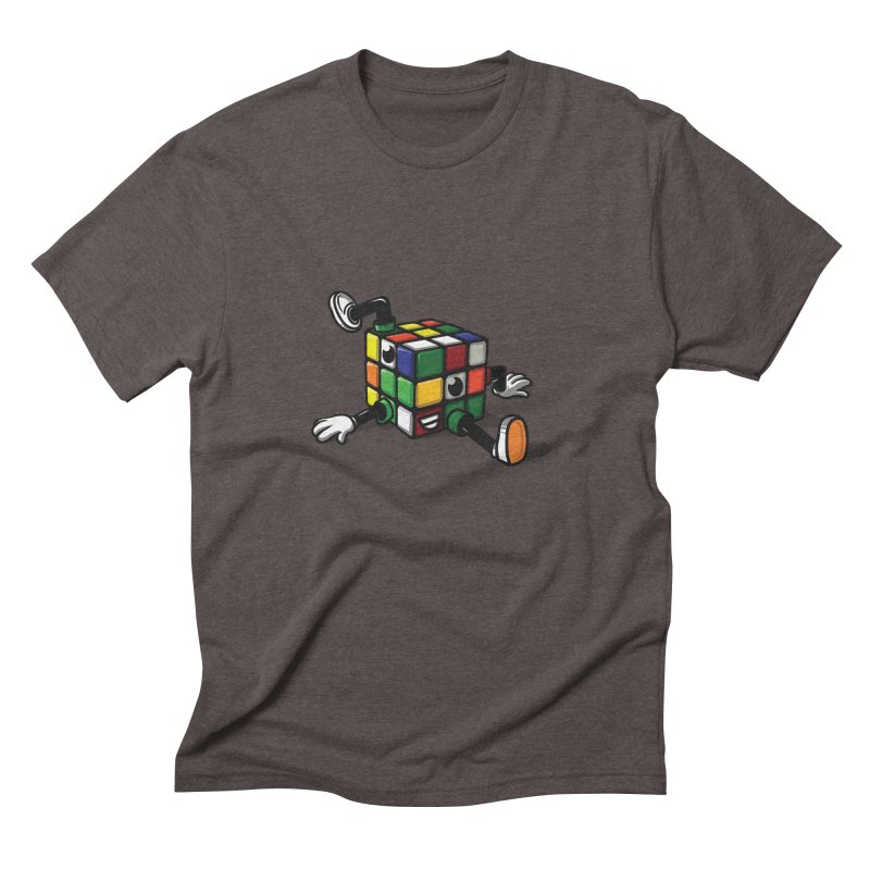 rubix Men's Triblend T-Shirt by andrejas's Artist Shop