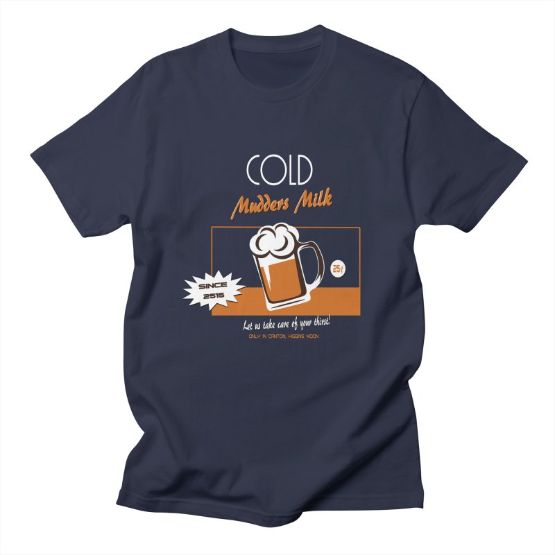 Cold One Men's Regular T-Shirt by andreusd's Artist Shop