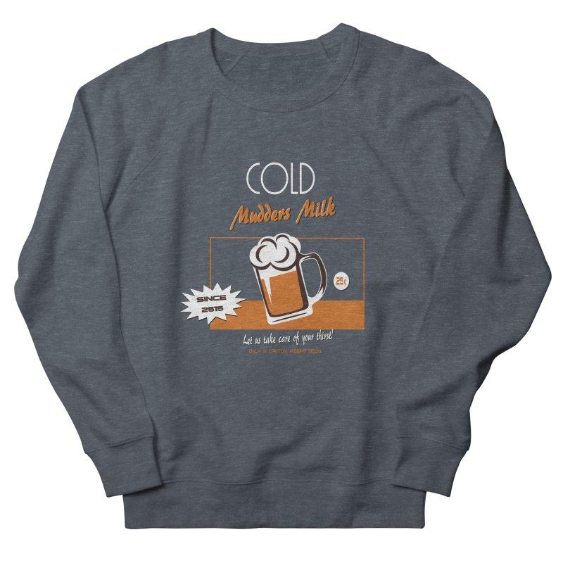 Cold One Men's Sweatshirt by andreusd's Artist Shop