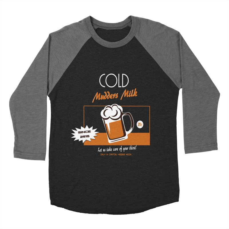 Cold One Men's Baseball Triblend T-Shirt by andreusd's Artist Shop