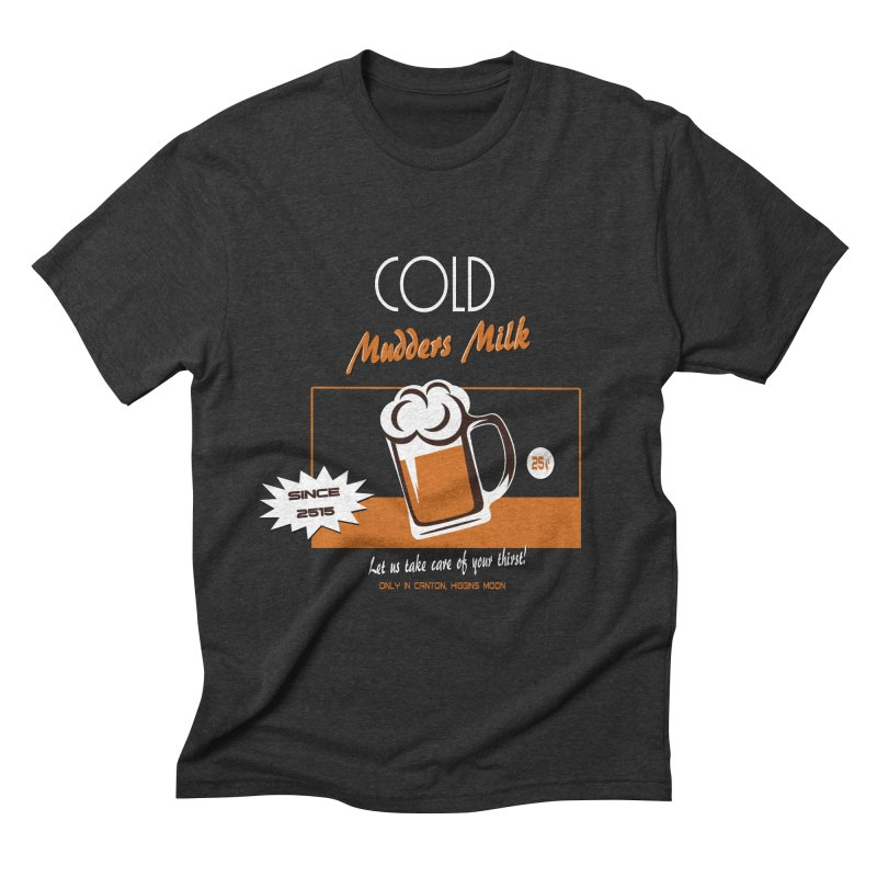 Cold One Men's Triblend T-shirt by andreusd's Artist Shop