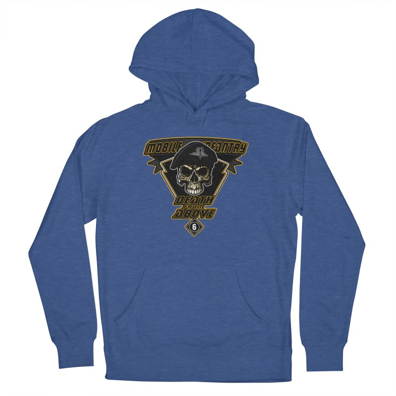 Death from Above Men's Pullover Hoody by andreusd's Artist Shop