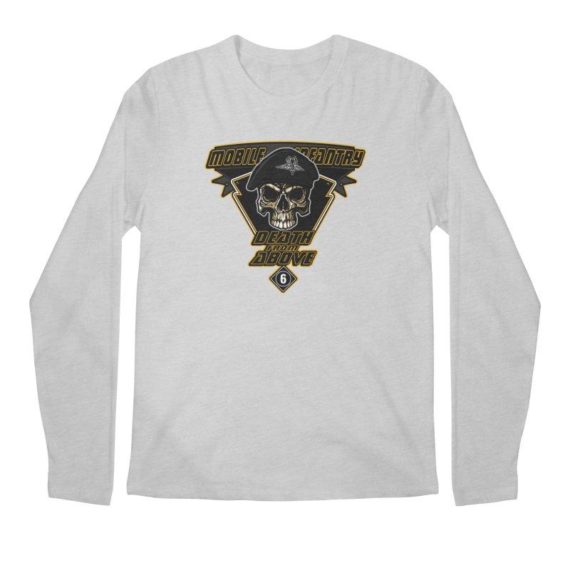 Death from Above Men's Longsleeve T-Shirt by andreusd's Artist Shop