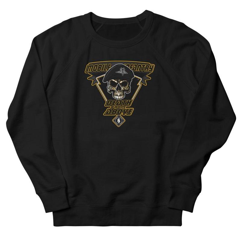 Death from Above Men's Sweatshirt by andreusd's Artist Shop