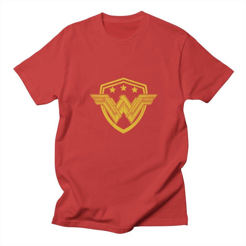 WonderEagle Men's T-Shirt by andreusd's Artist Shop