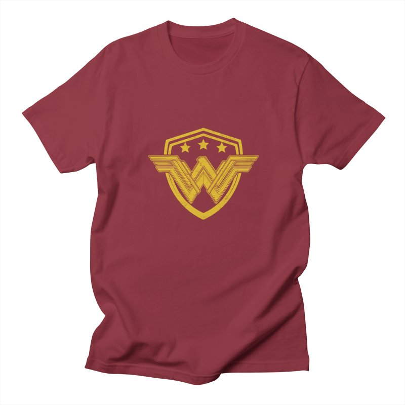 WonderEagle Men's T-shirt by andreusd's Artist Shop