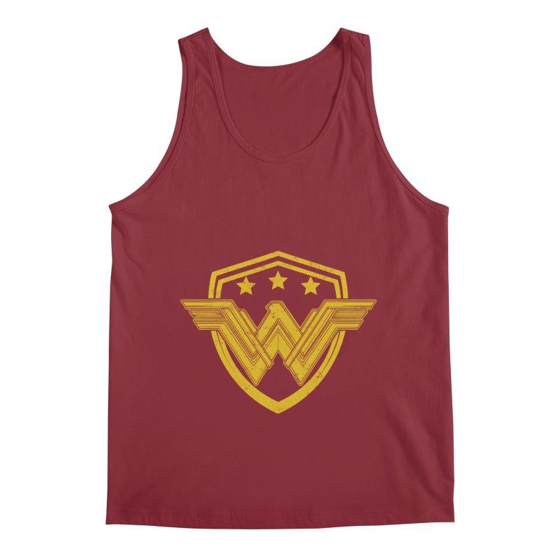 WonderEagle Men's Tank by andreusd's Artist Shop