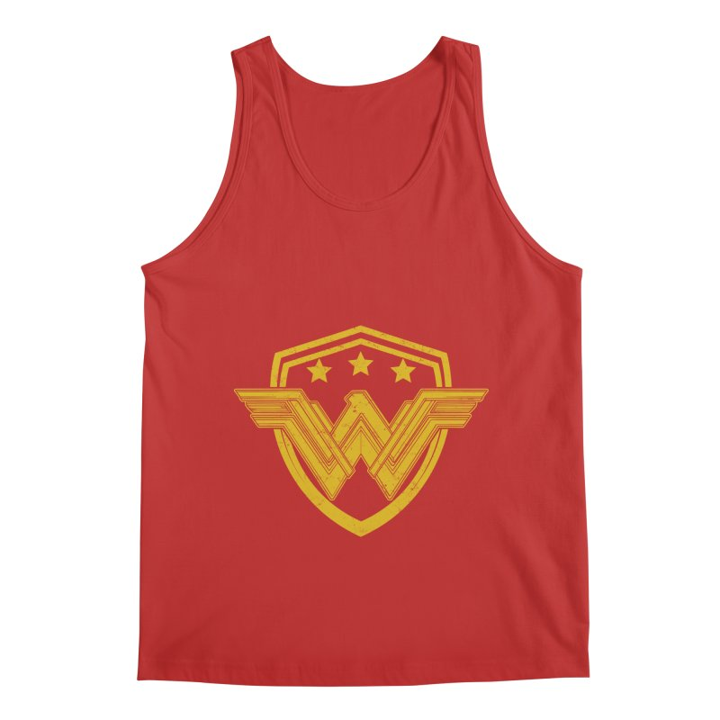 WonderEagle Men's Regular Tank by andreusd's Artist Shop