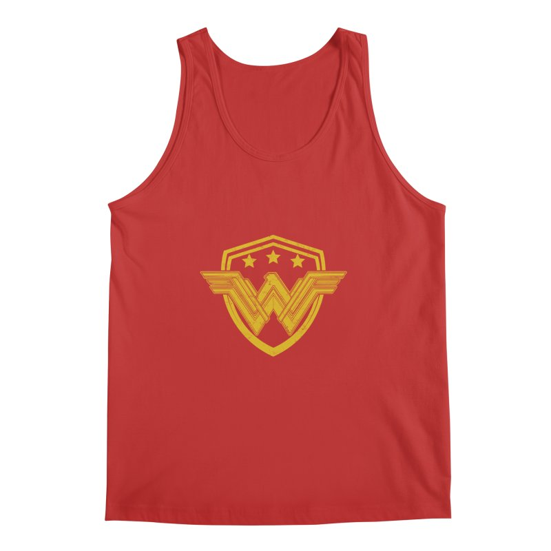 WonderEagle Men's Regular Tank by andreusd's Artist Shop