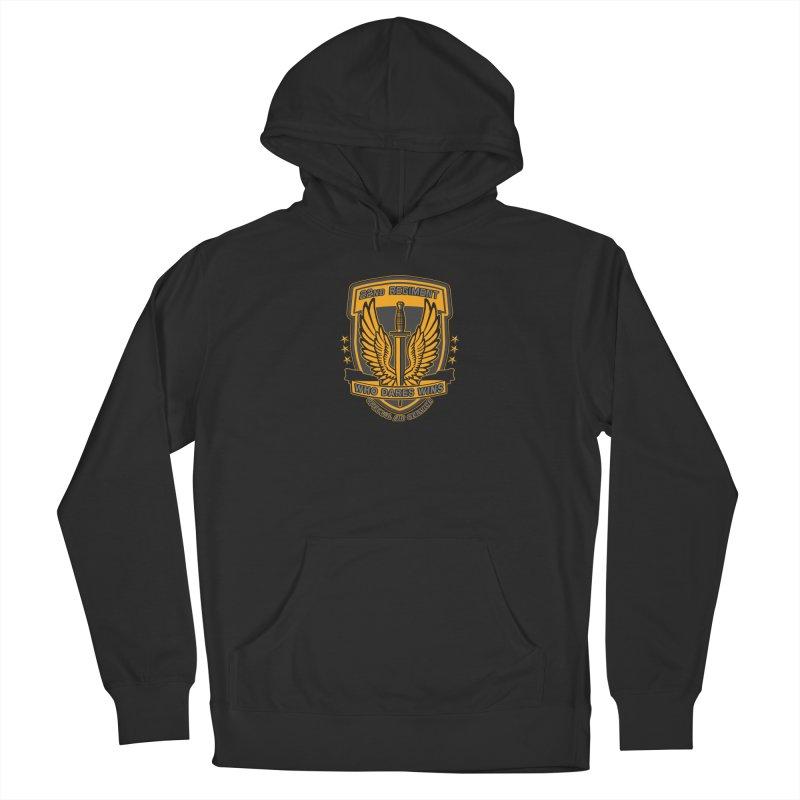 22nd Regiment Insignia Men's Pullover Hoody by andreusd's Artist Shop