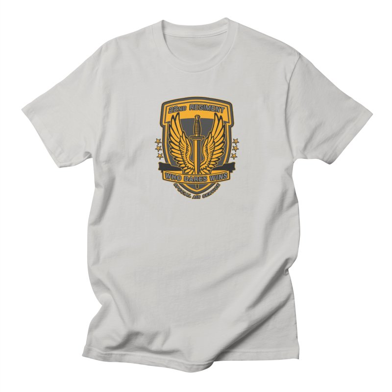 22nd Regiment Insignia Men's T-Shirt by andreusd's Artist Shop