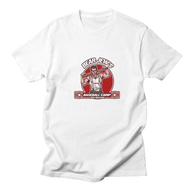 BJ's Baseball Camp Men's T-Shirt by andreusd's Artist Shop