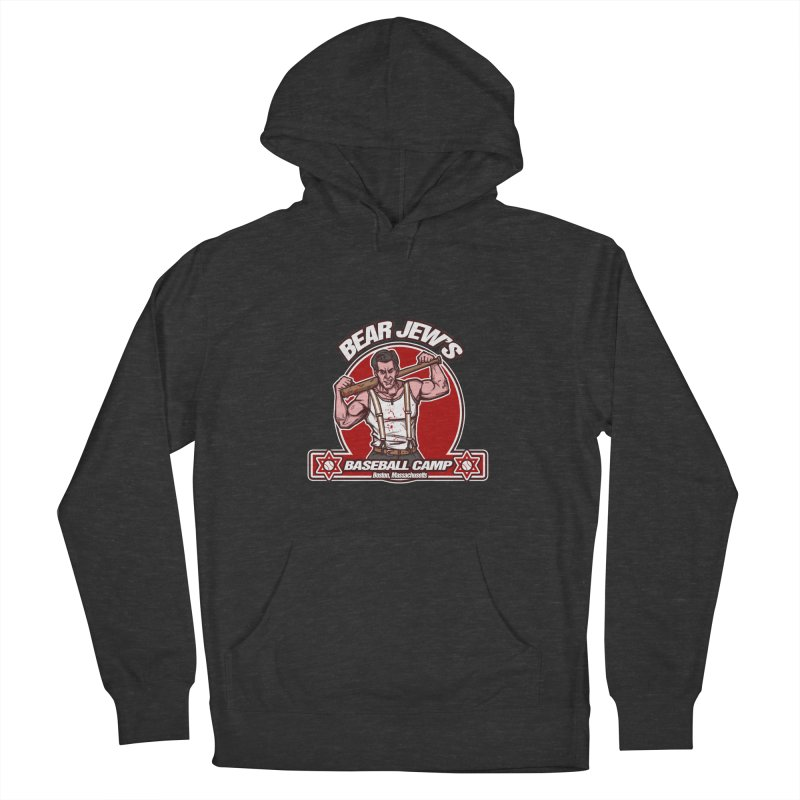 BJ's Baseball Camp Men's French Terry Pullover Hoody by andreusd's Artist Shop