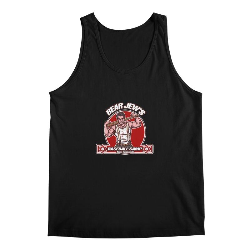 BJ's Baseball Camp Men's Regular Tank by andreusd's Artist Shop