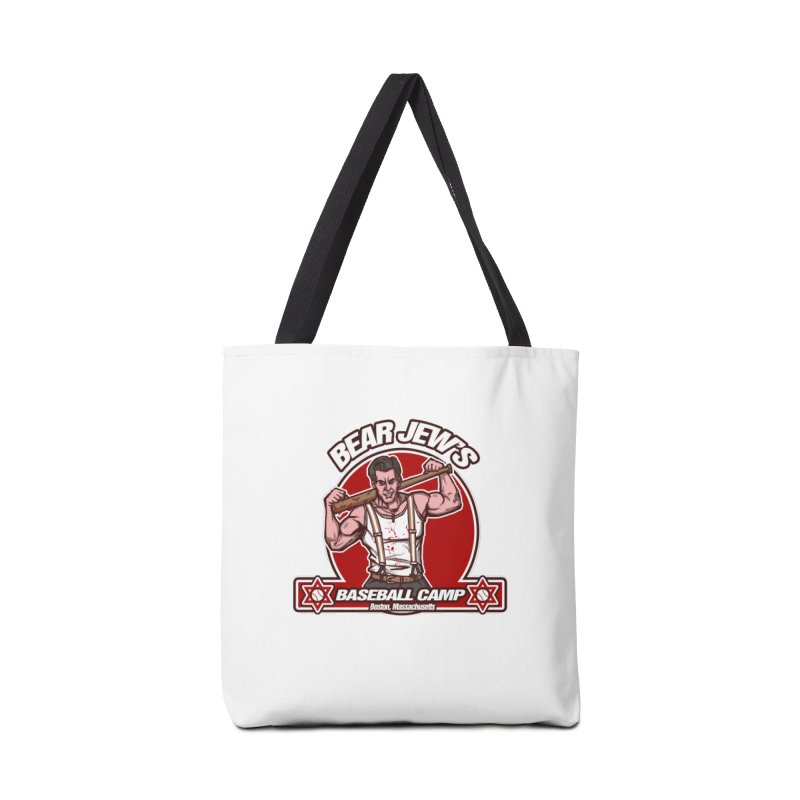 BJ's Baseball Camp Accessories Tote Bag Bag by andreusd's Artist Shop