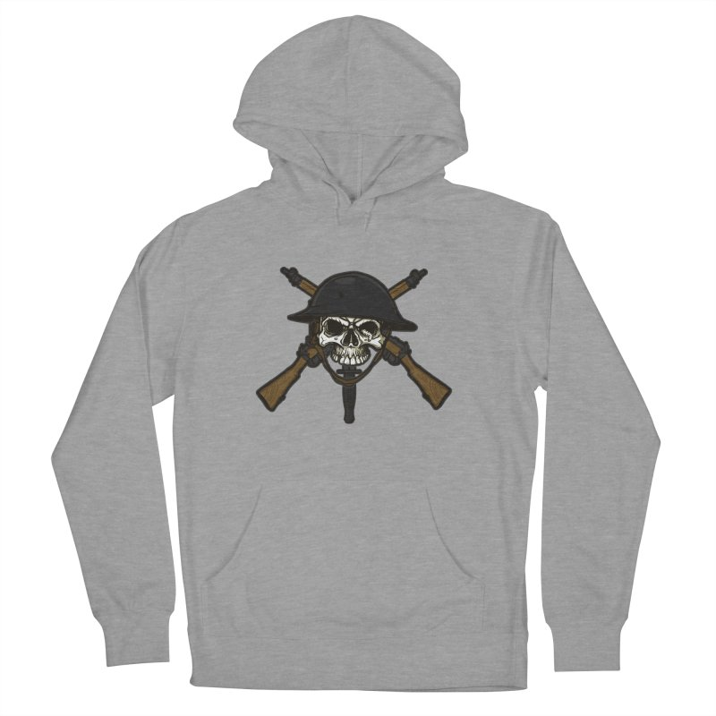 Do Your Bit on the Battlefield Men's Pullover Hoody by andreusd's Artist Shop