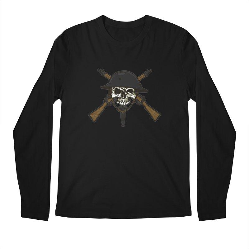 Do Your Bit on the Battlefield Men's Longsleeve T-Shirt by andreusd's Artist Shop