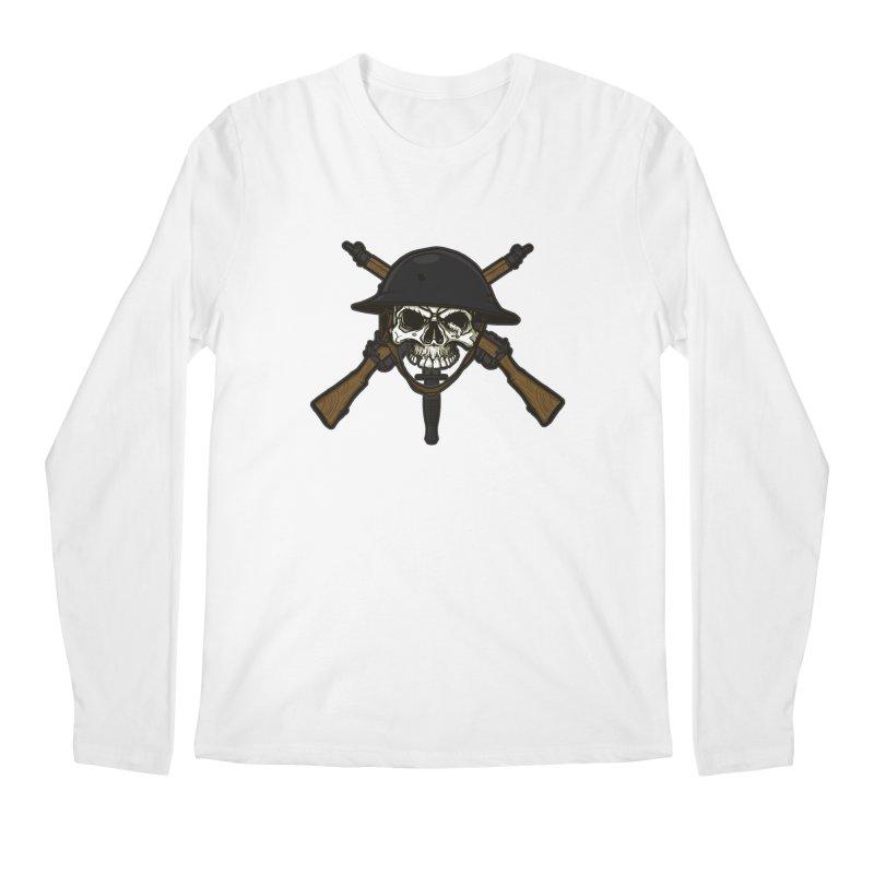Do Your Bit on the Battlefield Men's Regular Longsleeve T-Shirt by andreusd's Artist Shop