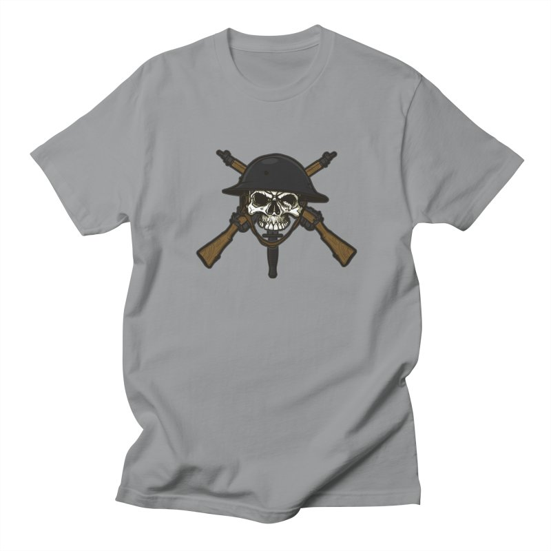 Do Your Bit on the Battlefield Men's Regular T-Shirt by andreusd's Artist Shop