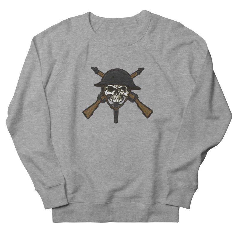 Do Your Bit on the Battlefield Men's Sweatshirt by andreusd's Artist Shop