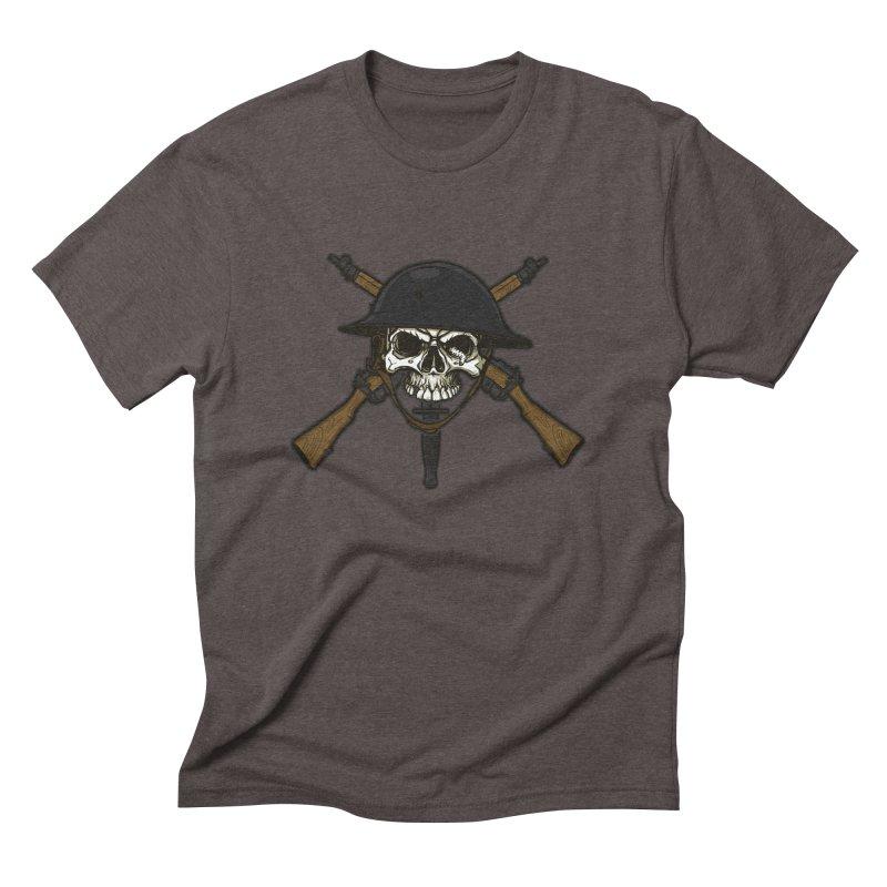 Do Your Bit on the Battlefield Men's Triblend T-shirt by andreusd's Artist Shop