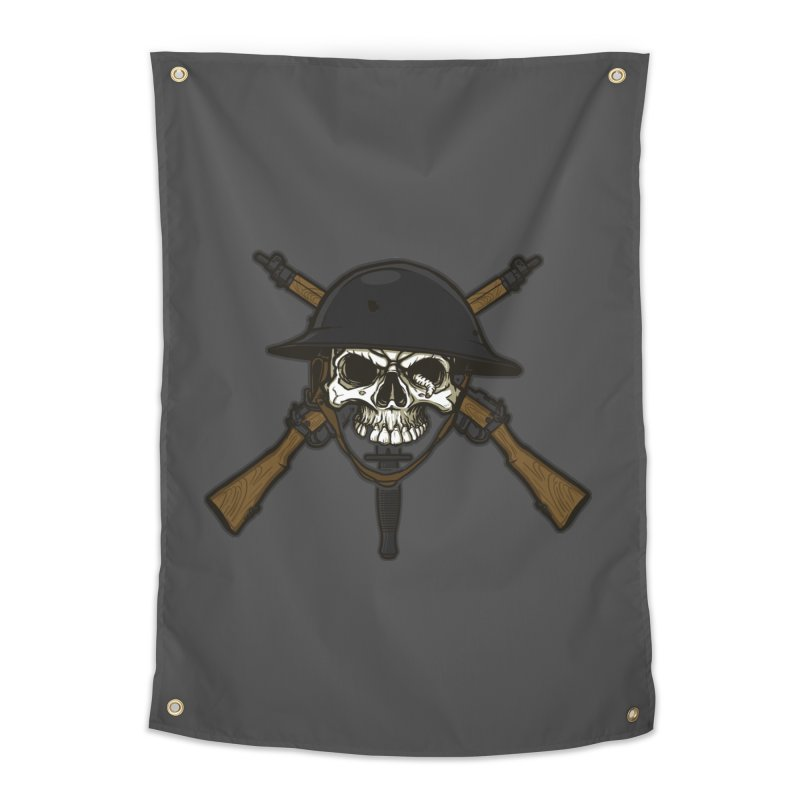Do Your Bit on the Battlefield Home Tapestry by andreusd's Artist Shop