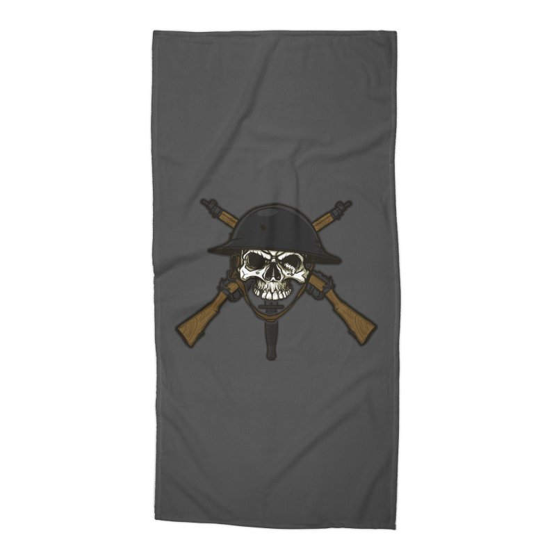 Do Your Bit on the Battlefield Accessories Beach Towel by andreusd's Artist Shop