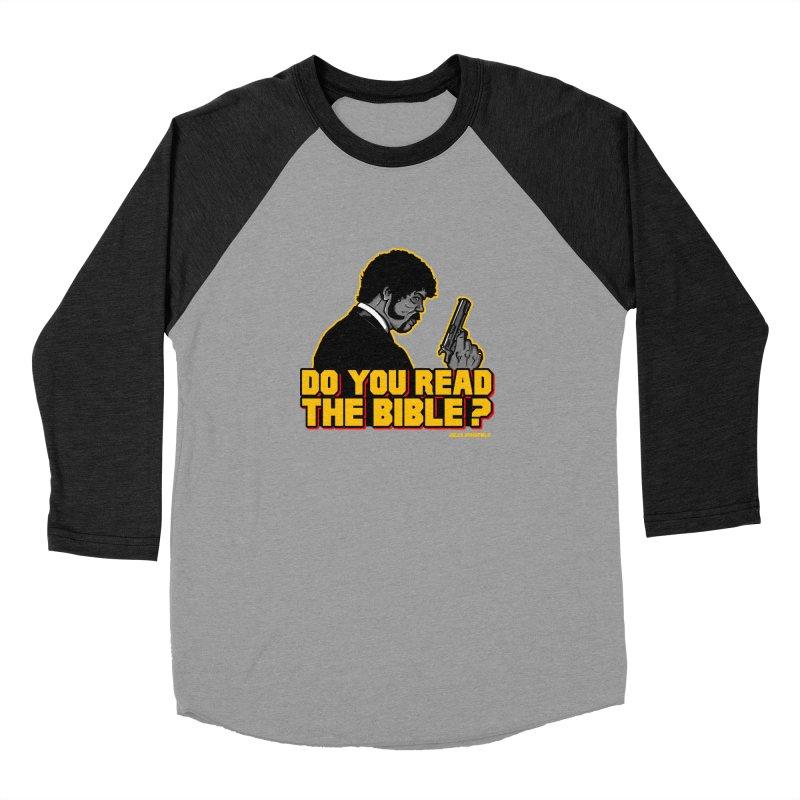 The Shepherd Men's Baseball Triblend T-Shirt by andreusd's Artist Shop