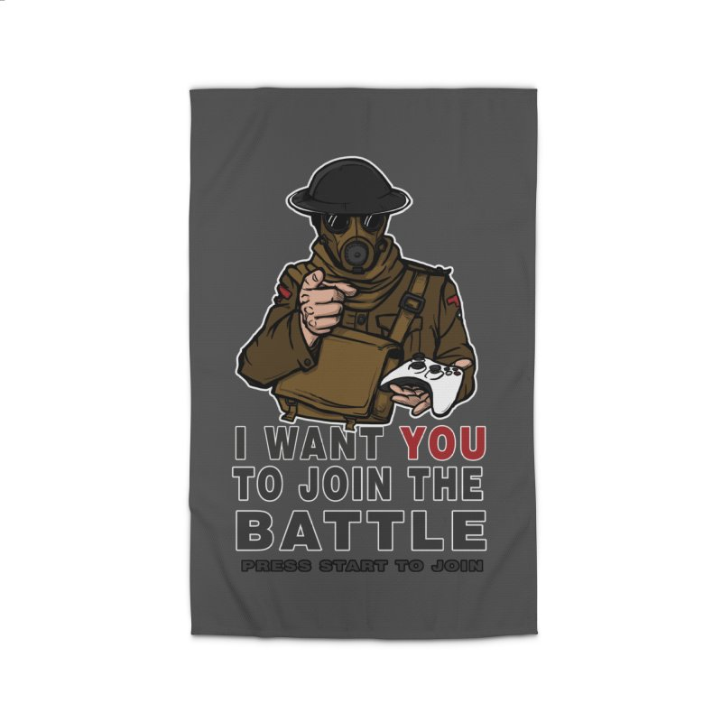 Join the Battle Home Rug by andreusd's Artist Shop