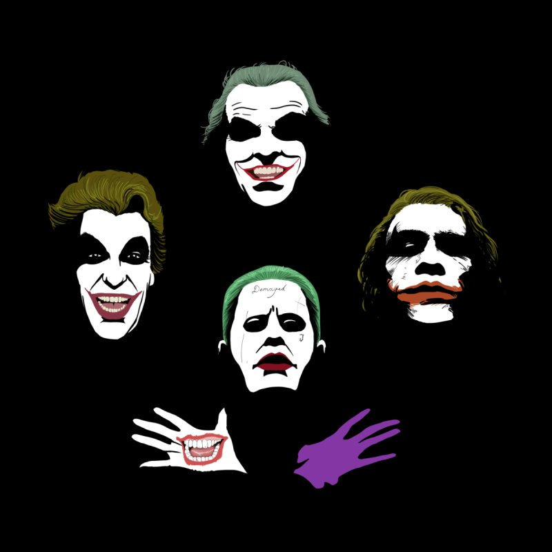 the Joker Rhapsody   by Andrew's Fantastic World Shop