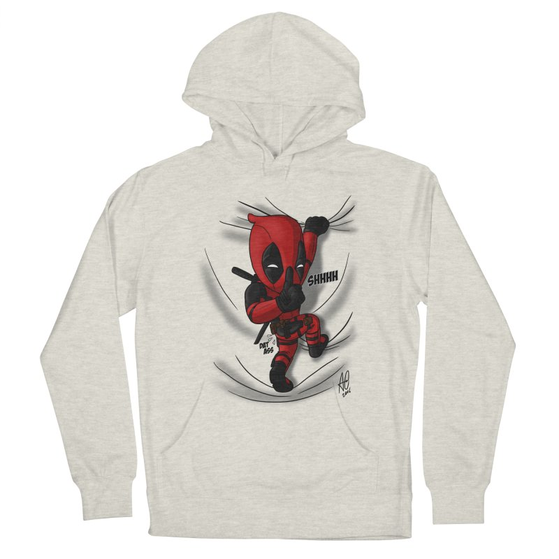 shush Mr. Pool is coming Women's Pullover Hoody by Andrew's Fantastic World Shop