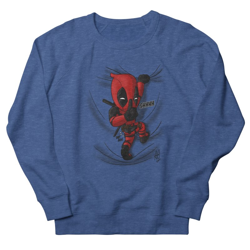 shush Mr. Pool is coming Women's Sweatshirt by Andrew's Fantastic World Shop