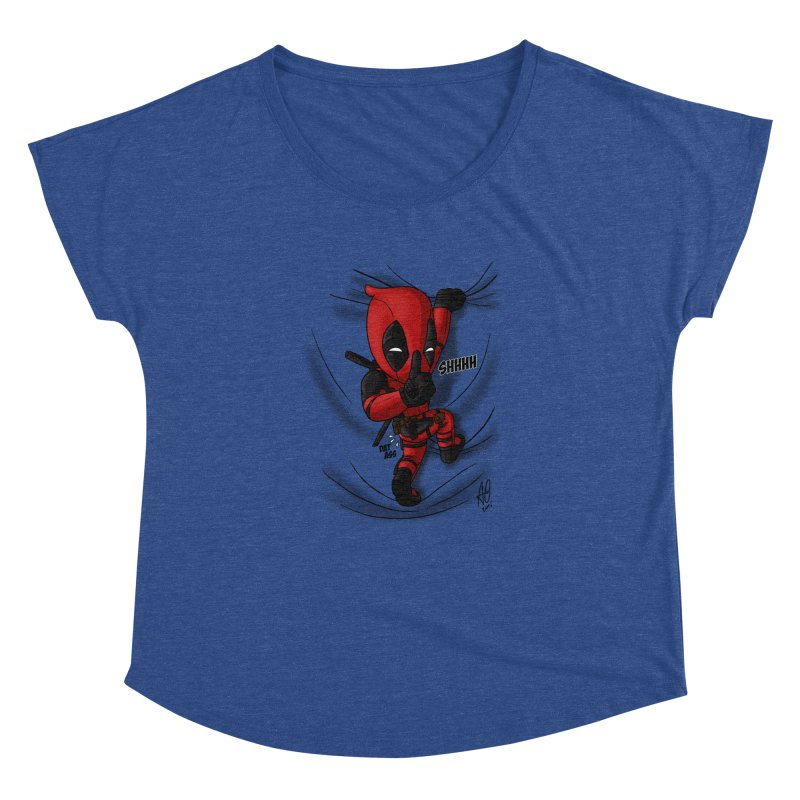 shush Mr. Pool is coming   by Andrew's Fantastic World Shop