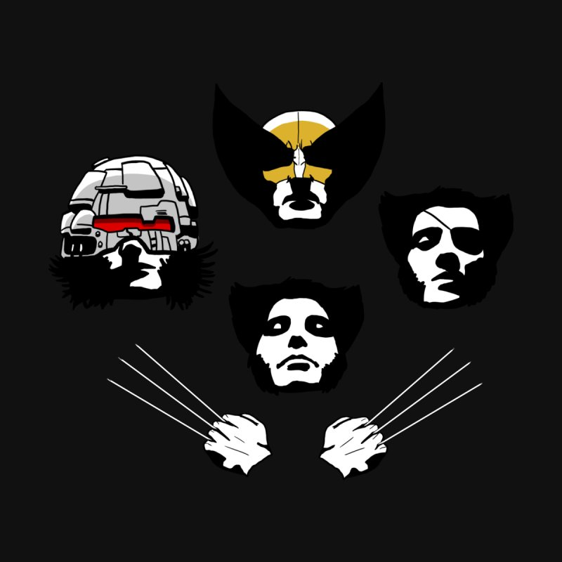 Wolverian Rhapsody by Andrew's Fantastic World Shop